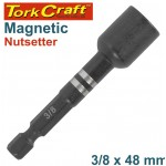 MAGNETIC NUTSETTER 3/8 X 48MM CARDED