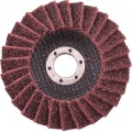 FLAP DISC NON WOVEN 115X22 MEDIUM RED  TCFD