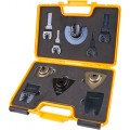 QUICK CHANGE OSCILATING ALL ROUND PURPOSE ACCESSORY SET 10PC