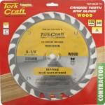 BLADE CONTRACTOR 235 X 24T 16mm CIRCULAR SAW TCT