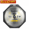 BLADE CONTRACTOR 315MM X 48T 30MM BORE CIRCULAR SAW TCT