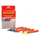 PAINT MARKER PEN 12PACK  RED/YEL/WHITE/BLACK/BLUE