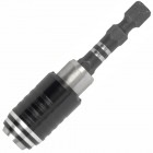 "QUICK CHANGE BIT HOLDER 1/4"" 65MM CARDED"