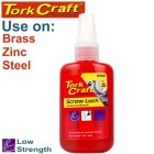 SCREW LOCK LOW STRENGTH FOR SMALL SIZED THREADS - PURPLE - 50G
