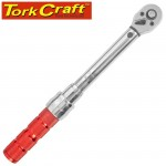 """MECHANICAL TORQUE WRENCH 3/8"""" X 5-30NM"""