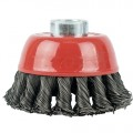 WIRE CUP BRUSH TWISTED 80MMXM14 BULK