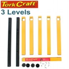 TORK CRAFT STORAGE RACK 3 LEVEL FOR WOOD AND MORE 45KG MAX PER LEVEL