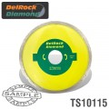 DIAMOND BLADE 115MM CONT. RIM DELROCK