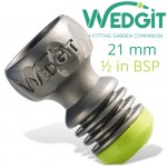 """WEDGIT TAP CONNECTOR 21MM 1/2"""""""