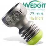 """WEDGIT TAP CONNECTOR 23MM 5/8"""""""