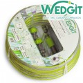 "WEDGIT PREMIUM HOSE 12MM 1/2"" 20M INCL. STARTER KIT"