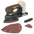 MOUSE / DETAIL SANDER 20V TOOL ONLY WORX