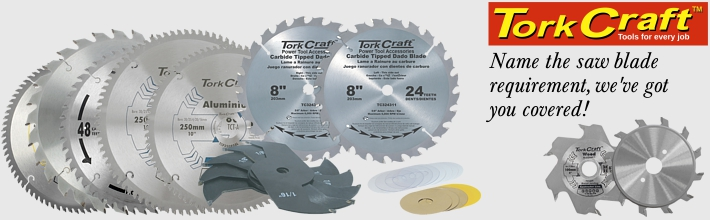 Tork Craft Saw Blades