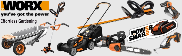 WORX Power Tools