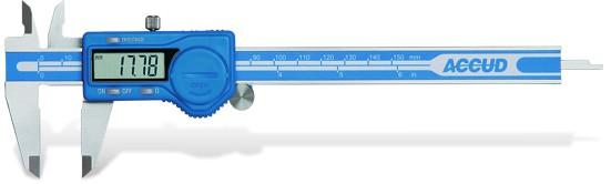 Plot - Accud Digital Caliper 0-200Mm/0-8'