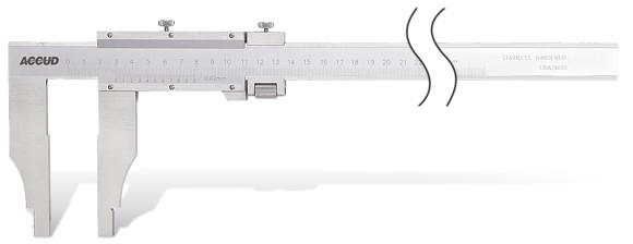 Weaponry - Accud Accud Vernier Caliper 0-1000Mm ( 0.02Mm)