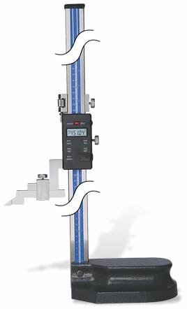 Machine - Accud Digital Height Gauge 0-300Mm/0-12'