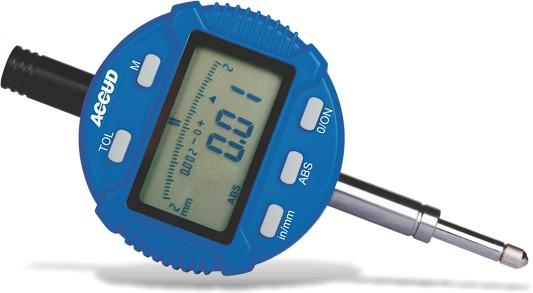 Digital Watch - Accud Digital Indicator Lug Back 25.4Mm/1'