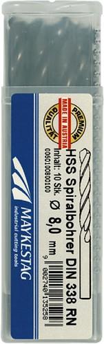 Alpen 601 Series small diameter drill bits