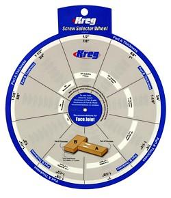 Screw Selector Wheel