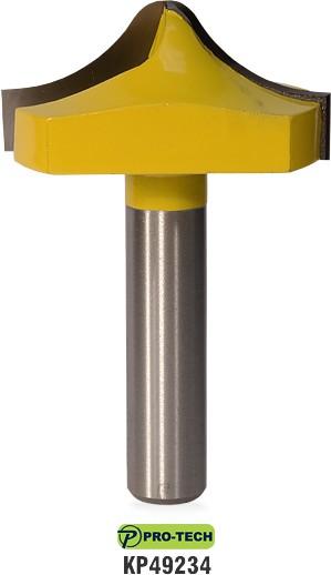 Panel mould router bit sample