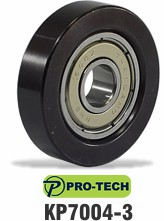 Biscuit slot cutter bit replacement bearing by Pro-Tech