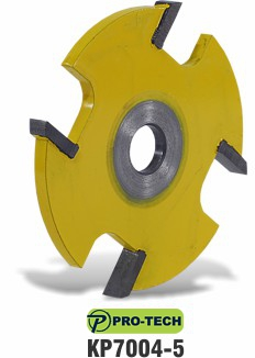 Biscuit slot cutter bit replacement blade by Pro-Tech