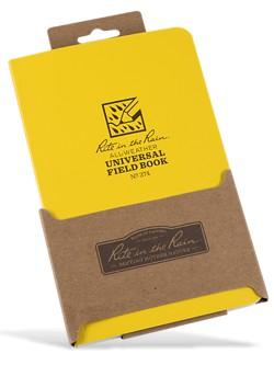 All-Weather Field-Flex Bound Notebook No: 374