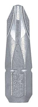 Titanium Carbide Coated Pozi Bits