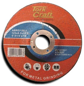 Grinding disc 125mm