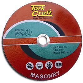 Cutting disc for Masonry 230mm