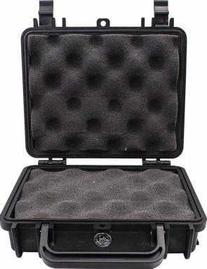 Water & Dust Proof Hard Case