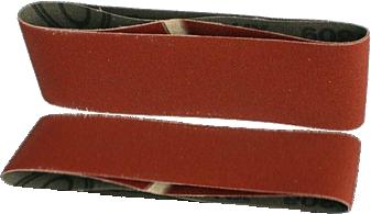 SANDING BELT 100X530MM 600GRIT 2/PACK