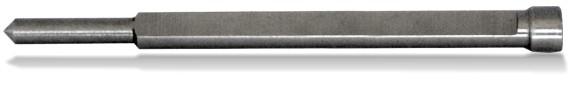 PILOT PIN 6.3 X 102MM FOR BROACH CUTTERS 55MM