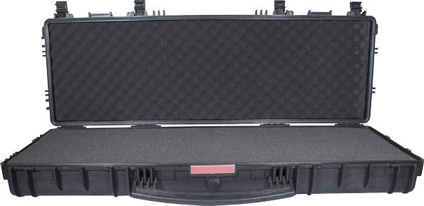 HARD CASE 1189X415X159MM OD WITH FOAM BLACK WATER & DUST PROOF
