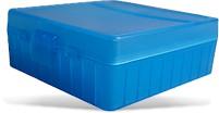 HARD CASE AMMO BOX 120X120X45MM HANDGUN 100 ROUNDS (TB905)