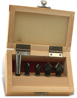 COUNTERSINK SET 5PCE