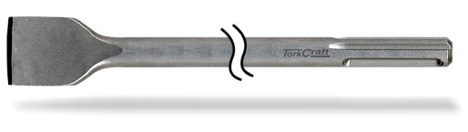 SDS Max: Flat Chisel - 400 mm x 45 mm