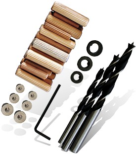 Woodworking craft kit stores