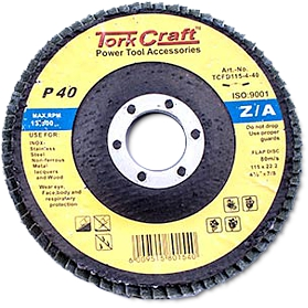 flap disc zirconium