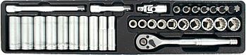 Electronics - TorkCraft 172 Piece Mechanic Tool Box Kit